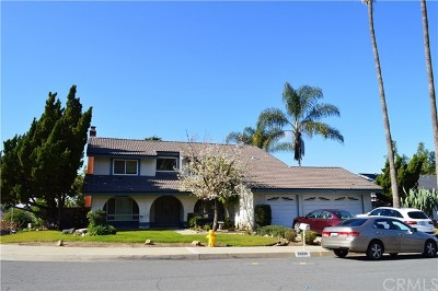 Diamond Bar Single Family Home For Sale: 23239 Antler Drive