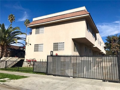 Van Nuys Multi Family Home For Sale: 14253 Gilmore Street