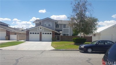 Victorville Single Family Home For Sale: 13640 White Sail Drive