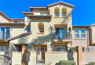 Chino Hills Condo/Townhouse For Sale: 17871 Shady View Drive #407