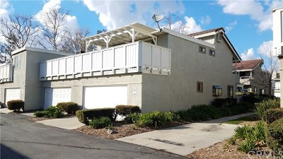 Chino Condo/Townhouse Active Under Contract: 5430 Choctaw Court #42