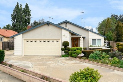 West Covina Single Family Home For Sale: 1717 W Mossberg Avenue