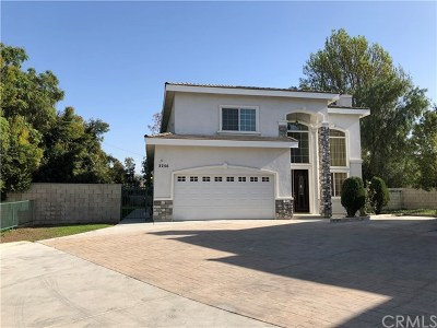 Rowland Heights Single Family Home For Sale: 2256 Batson Avenue