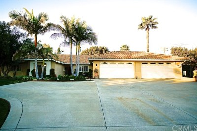 Fallbrook Single Family Home For Sale: 1462 Devin Drive