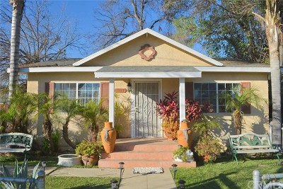 Pomona Single Family Home For Sale: 607 E 8th Street