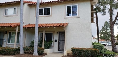 Placentia Condo/Townhouse For Sale: 1442 Via Balboa