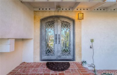 Rancho Palos Verdes Single Family Home For Sale: 5930 Clint Place