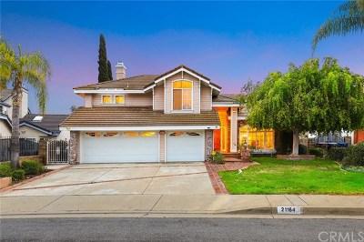 Walnut Single Family Home For Sale: 21164 John Irwin Drive