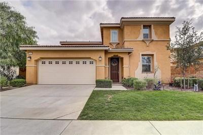 Rancho Cucamonga Single Family Home For Sale: 13175 Flagstaff Dr