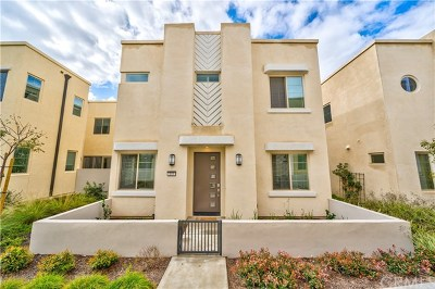 Irvine Condo/Townhouse For Sale: 135 Terrapin