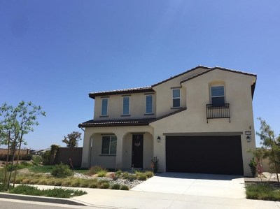 Murrieta Single Family Home For Sale: 31760 Desert Holly Place