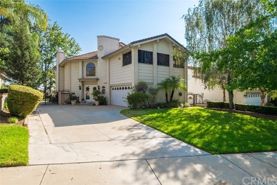 Chino Hills Single Family Home For Sale: 2278 Olivine Drive