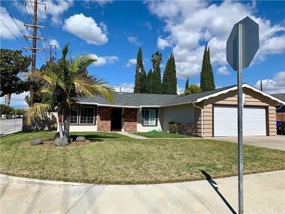 Whittier Single Family Home For Sale: 16203 Richvale Drive