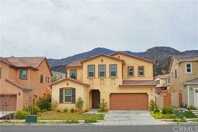 Corona Single Family Home For Sale: 11365 Hutton Road