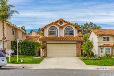 Laguna Niguel Single Family Home For Sale: 29711 Michelis Street