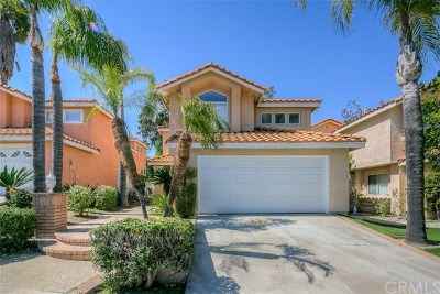 Chino Hills Single Family Home For Sale: 15742 Altamira Drive