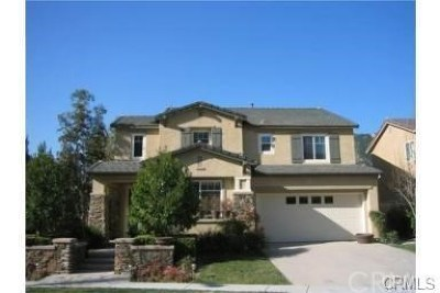 Azusa Single Family Home For Sale: 11 Shady Cove Court