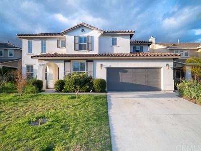Corona Single Family Home For Sale: 6317 Kaisha Street