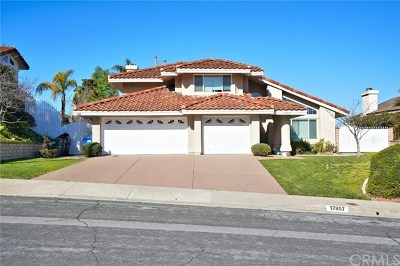 Rowland Heights Single Family Home For Sale: 17857 Crimson Crest Drive