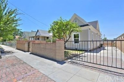 Redlands Single Family Home For Sale: 927 Washington Street