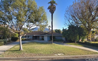 Arcadia Single Family Home For Sale: 901 Volante Drive