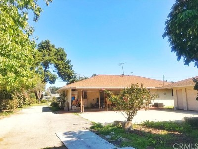 Chino Single Family Home For Sale: 11576 Yorba Avenue