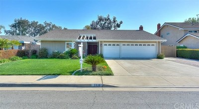 Chino Single Family Home For Sale: 3539 Wagon Wheel Court