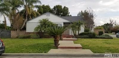 West Covina Multi Family Home For Sale: 845 E Portner Street