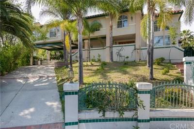 Pomona Single Family Home For Sale: 1066 Hillcrest