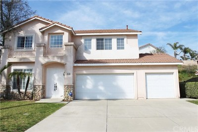 Fontana Single Family Home For Sale: 14742 Manor Place
