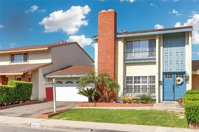 West Covina Single Family Home For Sale: 2605 Brynwood Place