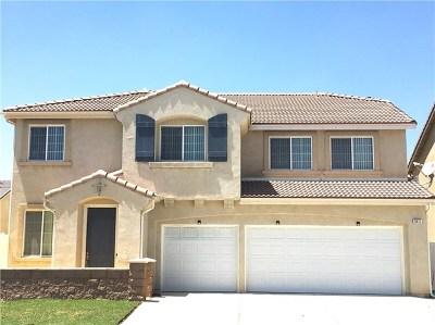Moreno Valley Single Family Home For Sale: 15621 Copper Mountain Road
