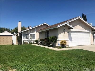 West Covina Single Family Home For Sale: 2441 E Gloria Street