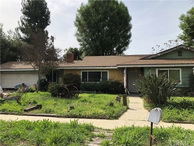 Chino Single Family Home For Sale: 4011 Compton Street