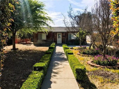 Chino Single Family Home For Sale: 11774 Ramona Avenue
