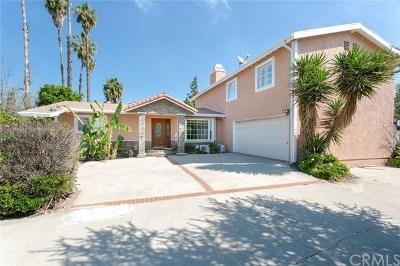 San Gabriel Single Family Home For Sale: 5342 N Muscatel Avenue