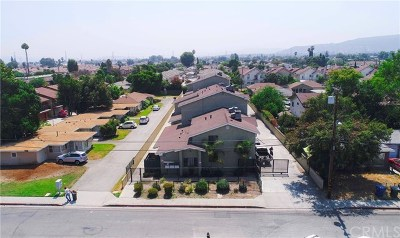 El Monte Multi Family Home For Sale: 2826 Cogswell Road