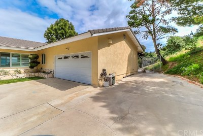 Hacienda Heights Single Family Home For Sale: 3522 Budleigh Drive