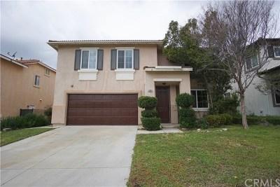 Fontana Single Family Home For Sale: 5500 Stagecoach Drive