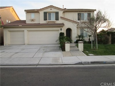 Eastvale Single Family Home For Sale: 13779 Coldwater Court