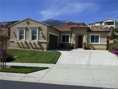Rancho Cucamonga Single Family Home For Sale: 12196 Bisque Drive