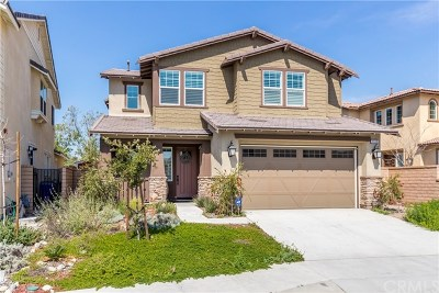 Rancho Cucamonga Single Family Home For Sale: 6650 Meadowlane Pl