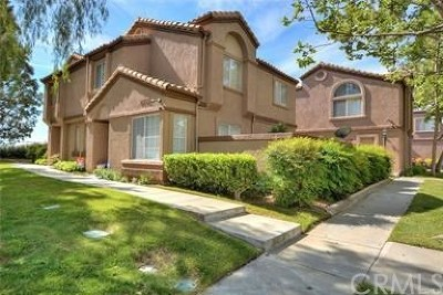 Chino Hills Condo/Townhouse For Sale: 2538 Sundial Dr #B