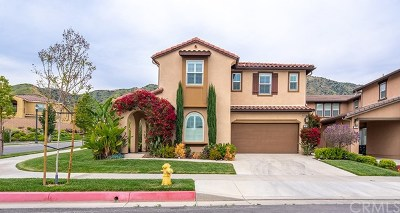 Azusa CA Single Family Home For Sale: $829,800