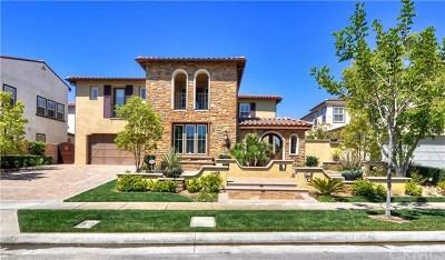 Walnut Single Family Home For Sale: 19649 Highland Terrace Drive