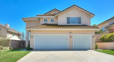 Chino Hills Single Family Home For Sale: 5179 Copper Road