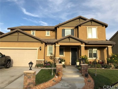 Jurupa Single Family Home For Sale: 4816 Magnum Way