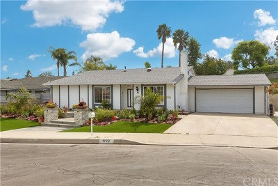 Rowland Heights Single Family Home For Sale: 1772 Pepperdale Drive