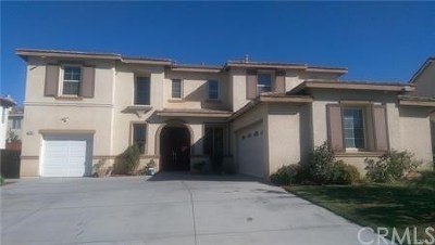 Eastvale Single Family Home For Sale: 7426 Four Winds Court