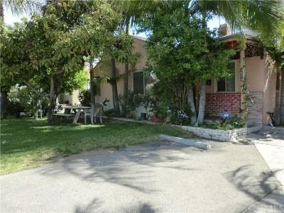 Pomona Single Family Home For Sale: 1574 N San Antonio Avenue